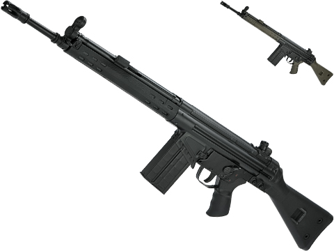 LCT LC-3 Full Size Steel Airsoft AEG