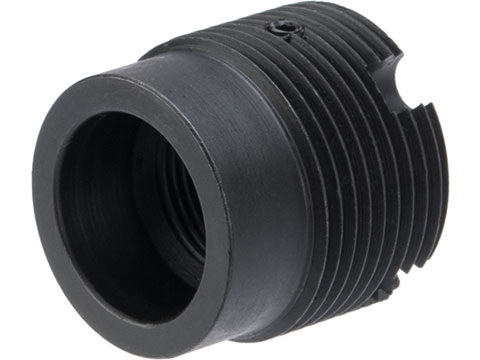 LCT Steel 14mm to 24mm Threaded Barrel Adapter