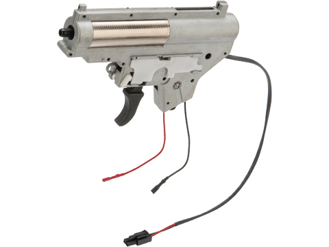 LCT Complete Gearbox for LC-3 Airsoft AEG (Wiring: Rear-Wired)