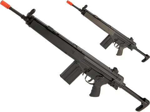 LCT LC-3A4 Full Size Steel Airsoft AEG
