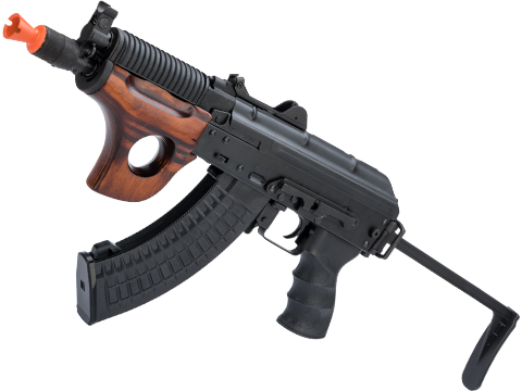 LCT Airsoft VZK-MSU Full Metal AEG with Side Folding Stock