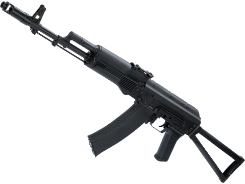 LCT LCKS74M Steel Airsoft AEG w/ Steel Side Folding Stock