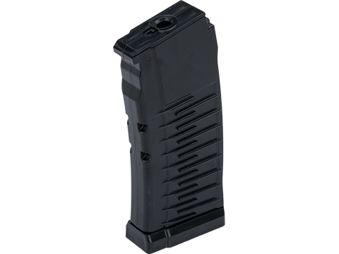 LCT Polymer Mid-Cap Magazine for AS-VAL/VSS/SR-3M Airsoft AEG (Color: Black / 100rd)