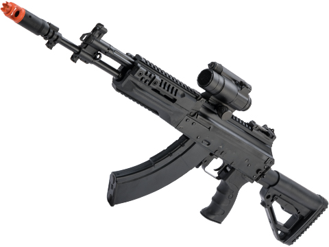LCT AK LCK-15 Steel Airsoft AEG w/ Side-Folding Stock Tube