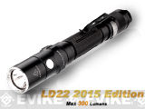 z Fenix LD22 CREE XP-G2 LED Flashlight (300 Lumen)