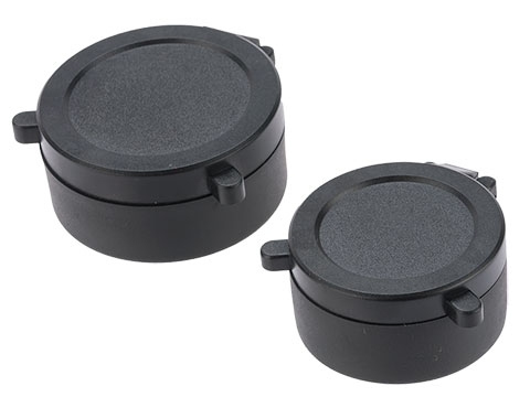 Matrix Flip-Up Lens Cap Set for Aimpoint ProComp Style Airsoft Scopes
