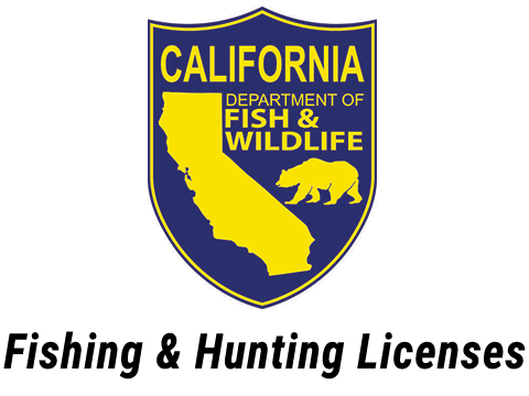California Hunting & Fishing Licenses