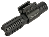 G-Sight Raven Weapon Mounted Laser Sight (Color: Green Laser)