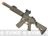 Lancer Tactical Polymer M4 SD LT-15T Airsoft AEG Rifle w/ Metal Gear Box  (Color: Tan)