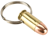 Lucky Shot USA .45 Caliber Cartridge Keychain