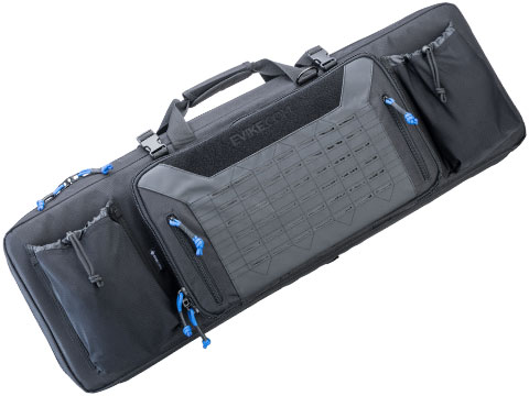 Evike.com Warp Prism Combat Ready Rifle Bag (Model: 36 / Black)