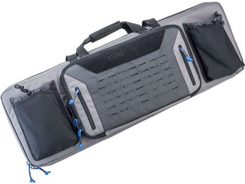 Evike.com Warp Prism Combat Ready Rifle Bag (Model: 36 / Grey)