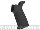 Madbull Airsoft Strike Industries Licensed Polymer EPG Motor Grip for M4 Airsoft AEG Rifles (Color: Black)