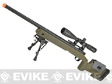 PDI Custom S&T USMC M40A3 Bolt Action Airsoft Sniper Rifle w/ PDI Internals (Model: OD Green/500 FPS)