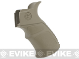 ICS Tactical Motor Grip for M4 / M16 Series Airsoft AEG Rifles - Tan