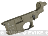 ICS Pro-Arms Armory MK3 Full Metal Aluminum Lower Receiver for Airsoft AEG Rifles (Color: Tan)