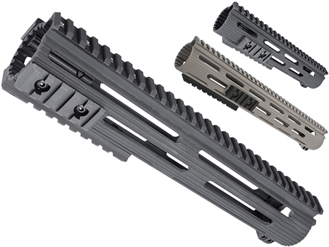 Madbull VTAC Licensed Extreme Battle Rail for Airsoft M4/M16 Series AEGs