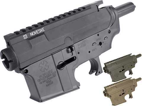 Madbull Licensed Noveske MUR Metal Body for M4 M16 Airsoft AEG w/ Ultimate Hopup Unit