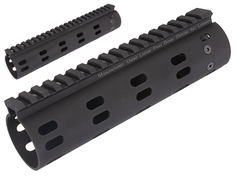 Daniel Defense Licensed MFR RIS for M4 / M16 Airsoft AEG Rifles