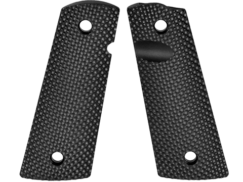 Madbull Golfball Dimple Grip Panels for 1911 Airsoft GBB Pistols