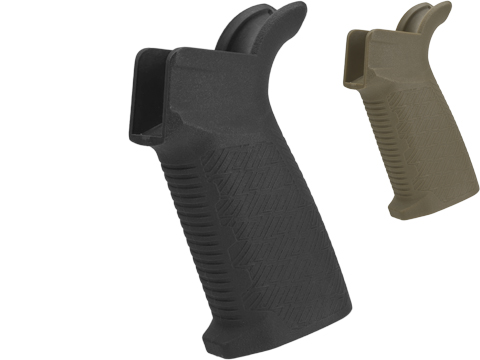 Madbull Airsoft Strike Industries Licensed Polymer EPG Motor Grip for M4 Airsoft AEG Rifles