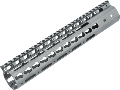 Madbull Noveske NSR KeyMod Rail System for M4 / M16 Airsoft AEG Rifles (Length: 11 / Grey)