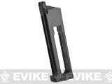 KJW / ASG 24rd Co2 Magazine for ASG STI Tac Master 1911 Series Airsoft GBB Pistols - Black