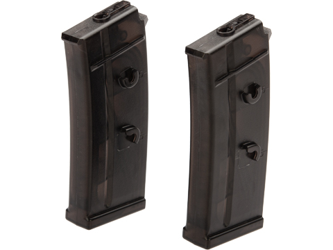 MAG 100 Round Airsoft Mid-Cap Magazine for SIG / 551 / 552 Series (Box Set of 2)