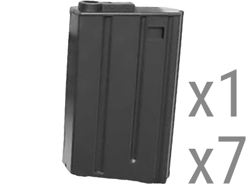 MAG VN-Style 130rd Mid-Cap Magazine for M4 / M16 Series Airsoft AEG (Package: Single Magazine)