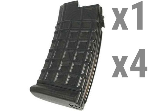 MAG 170 round No Winding Mid-Cap Magazine for AUG Series Airsoft AEG (Package: Single Magazine)