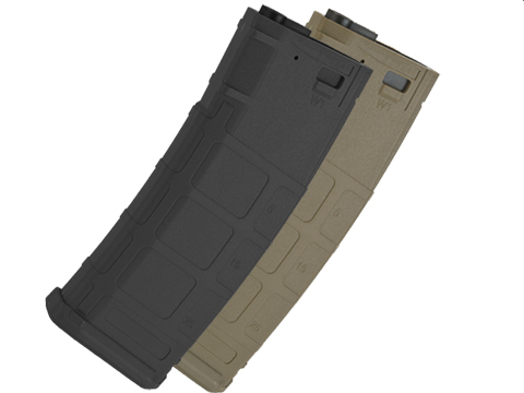S&T 350rd Polymer Flash Magazine for M4 A&K Masada Series Airsoft AEG