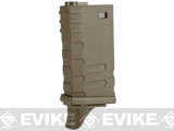 APS 190rd U-Mag Hi-Capacity Magazine for M4 / M16 / UAR Series Airsoft AEG Rifles (Color: Dark Earth)