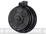 ACM 3500rd Auto Winding Drum Mag for AK Series Airsoft AEG Rifles