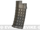JG 330rd Hi-Cap Magazine for AUG / APS KU Series Airsoft AEG - Black