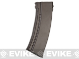 CYMA AK74-Style Magazine for AK Series Airsoft AEG Rifle (Type: 500rd Hi-Cap / Plum)