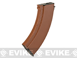CYMA Hi-Cap Magazine for AK Series Airsoft AEG Rifle (Color: Imitation Bakelite / 550rd / AKM-Style)