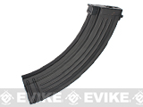 CYMA Hi-Cap Magazine for AK Series Airsoft AEG Rifle (Color: Black / 800rd / RPK-Style)