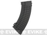 Matrix 150rd Waffle Type Mid-Cap Magazine for AK Series Airsoft AEG Rifles - Black