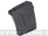 CYMA 120round hi-cap Magazine for Matrix CYMA Echo1 A&K Airsoft SVD AEG Rifles