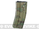 Dytac Metal 300rd Hi-Cap Magazine for M4/M16 Series Airsoft AEGs (Color: Multicam)