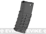 G&G 330rd G26 Type Hi-cap Magazine for M4 M16 SCAR Series Airsoft AEG - Black