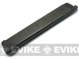 Matrix 50 Rd Hi-Cap Magazine For Tokyo Marui Army KJW G-Series Style Airsoft GBB Pistols