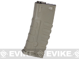 Command Arms CAA Licensed Magazine for M4 M16 AEG by King Arms (Type: 360rd Hi-Cap / Dark Earth / Single Magazine)