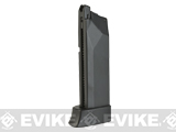 KWC SW40F Model Sigma Full Metal 22rd Spare CO2 Airsoft Magazine