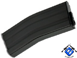 <b>Matrix 190R Aluminum Precision Feeding Mid-Cap Magazine for M4 M16 Series Airsoft AEG - Black</b>