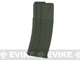 Airsoft Systems 85rd Polymer Magazine for M4 / M16 Series Airsoft AEG Rifles - OD Green