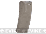 z Magpul PTS Licensed 360rd High Cap Mag for M4/M16 Series Airsoft AEG (Color: Dark Earth / One Mag)