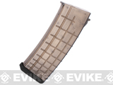 Magpul PTS 160rd PMAG Mid-Cap for Magpul Masada AKM Series Airsoft AEG Rifles - Black