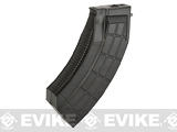 Matrix 1000rd Big Banana Flash Mag for AK Series Airsoft AEG Rifles - Black