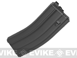 WE-Tech 30 Round Steel Magazine for WE Open Bolt M4 Airsoft Gas Blowback Series Rifles (Version: Green Gas / Black)